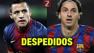 Video Los 10 Jugadores Estrellas que Barcelona Desperdicio | Zicrone21 MP3, 3GP, MP4, WEBM, AVI, FLV Oktober 2018