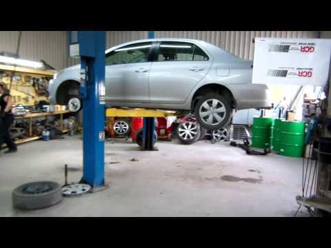 Garage Gaétan Aubry, Saint Nazaire d'Acton 003