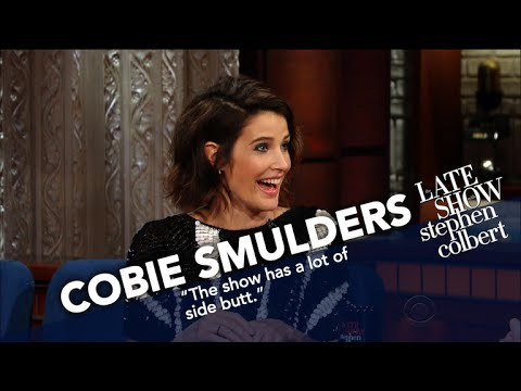 Cobie Smulders Is Totally Not A Made-Up Name