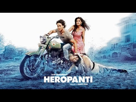 Heropanti full HD movie Tiger Shroff and Kriti sanon Latest Superhit Hindi Movie HIGH