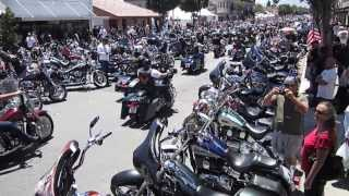 Hollister (CA) United States  city images : Hollister Motorcycle Rally 2013 Hollister, CA, USA