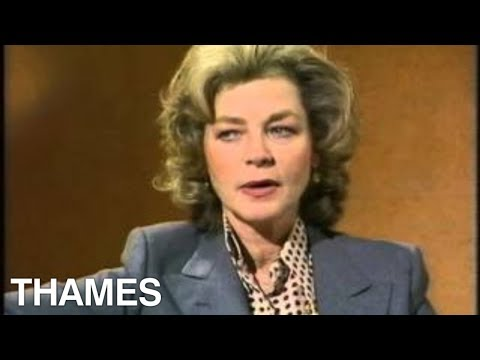 Lauren Bacall | interview | Afternoon plus