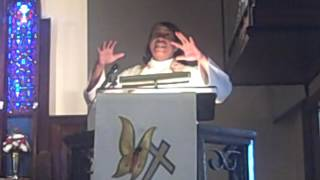 "Pastor Gwendolyn King preaches on ""The Ascension.""Want to learn more about our ministries? Visit our website at http://popphilly.org/"