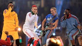 Los Black Eyed Peas fueron el show de apertura de la Final de la UEFA Champions League 2017, pero lo hicieron sin Fergie! Los cantantes saltaron a la cancha e interpretaron temas como 'Let's Get It Started', 'Pomp It', 'I Got A Feeling' e inclusive 'Scream And Shout' que es a dúo con Britney Spears. La gran ausente de la noche fue Fergie, quien desató una ola de comentarios en las redes sociales ya que todos la esperaban con ansias, más aún después de los rumores sobre si ella abandonaría el grupo, aunque Will.i.am ya desmintió los comentarios!Qué opinan ustedes?Mira también:Jóvenes opinan sobre 13 Reasons Why: https://youtu.be/YyoPRL6KVnAShakira canta Chantaje en un parque de NYC: https://youtu.be/2GSGgWeR4XcSuscríbete: http://bit.ly/WanestEntSíguenos!Facebook https://www.facebook.com/WanestYTTwitter https://twitter.com/WanestYTInstagram https://www.instagram.com/WanestYTThe Black Eyed Peas, Champions League Final, 2017