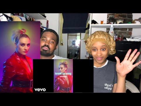 Little Mix - Break Up Song (Official Vertical Video) (Reaction) #LittleMix #LittleMixReaction #SAndM