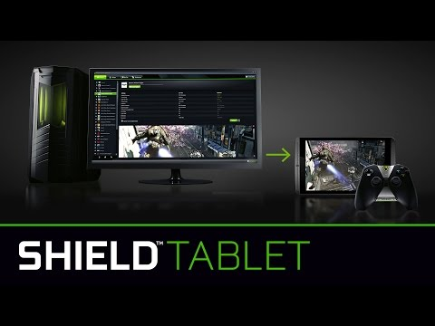nvidia - Learn more: http://shield.nvidia.com/play-pc-games/ NVIDIA GameStream lets you stream games from your GeForce GTX-based PC and play them anywhere in your home network, or on the go on the...