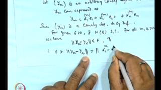 Mod-01 Lec-11 Finite Dimensional Normed Spaces And Subspaces