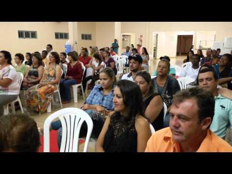 FORMANDOS 2014 - ENSINO MÉDIO ÁGUA COMPRIDA