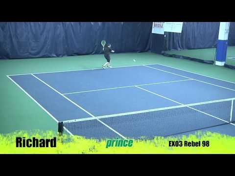 Tennis Express | Prince EXO3 Rebel 98 Racquet Review
