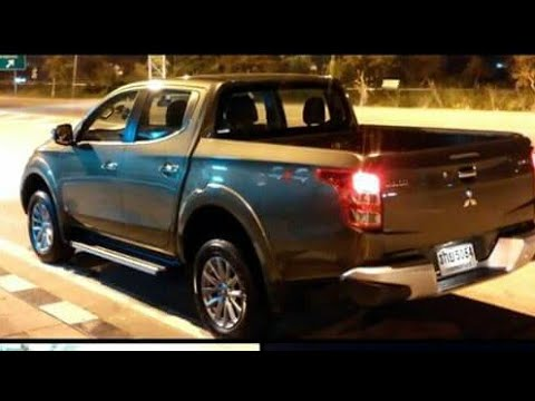 รายการ The Clip กับ All-New Mitsubishi Triton Double Cab 4X4 2.4 GLS Ltd.