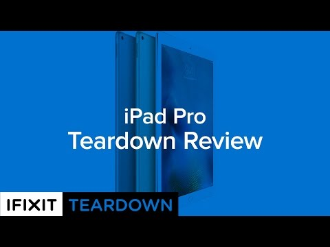 iPad Pro Teardown Review!