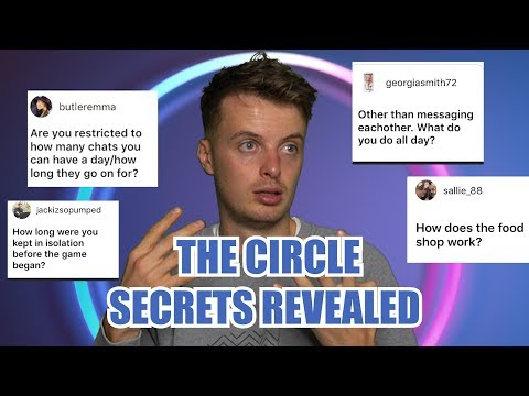 THE CIRCLE EXPOSED - Secrets & Behind the scenes
