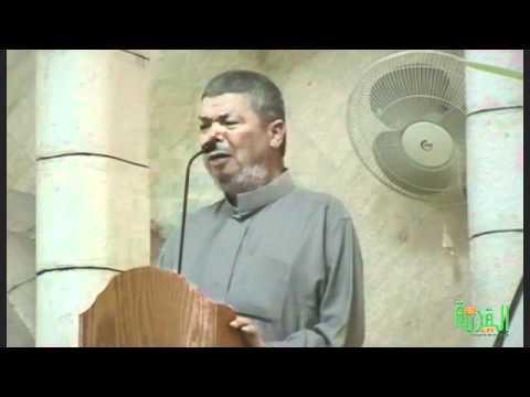 خطبة الجمعة لفضيلة الشيخ عبد الله 8/6/2012