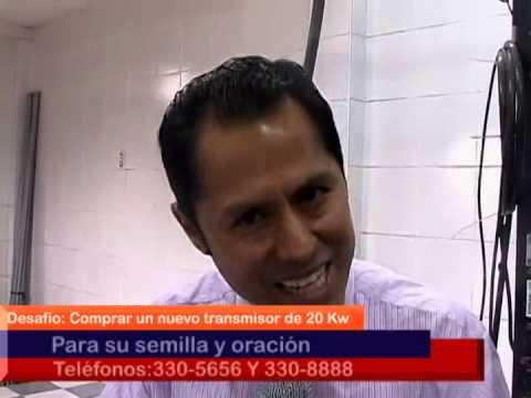 El Pastor Agapito Lozano nos invita a la #ALABATHONDEBENDICIONES