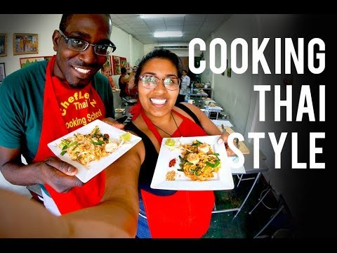 Thailand | Day 5: Cooking Thai Style