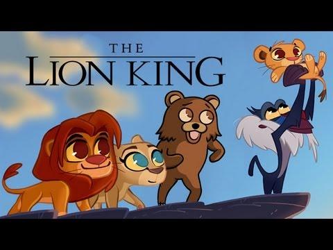 Иконостас [Lion King]