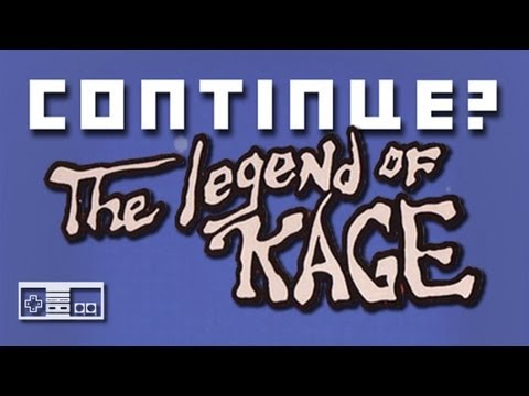 the legend of kage nes game