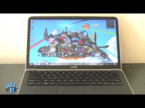dell xps 13 ultrabook - Here is Lisa Gade's video review of the Dell XPS 13 ultrabook. The Dell XPS 13 is available with 2nd gen Intel Core i5 and i7 ULV CPUs. It uses top of the li...