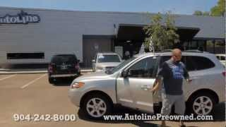 Autoline's 2009 Hyundai Santa Fe Limited Walk Around Review Test Drive