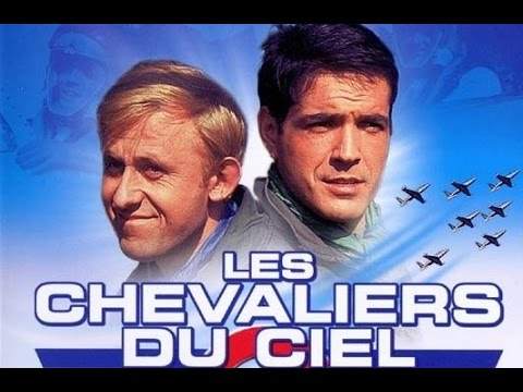 Serie Les Chevaliers Du Ciel 1967 Episode 2/13 saison 1 avec Christian Marin et Jacques Santi
