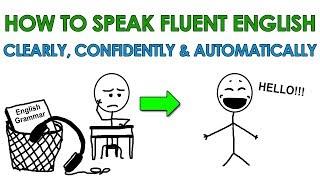 如何說一口流利的英文