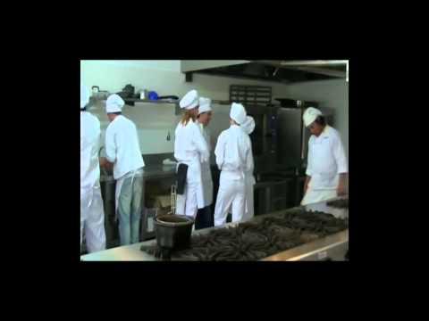 0 Cada vez más jóvenes estudian la carrera de Cocinero Profesional
