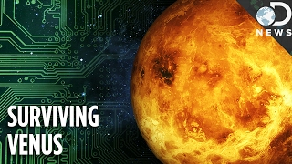 This Powerful New Technology May Be The Only Way To Explore Venus by DNews