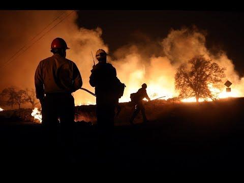 Listen: Dispatch from the destructive Camp Fireamp fire dispatch audio