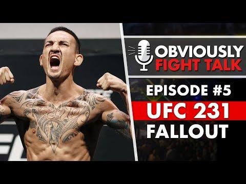 UFC 231 Fallout, Brendan Dorman & Daniel Movahedi - OFT #5