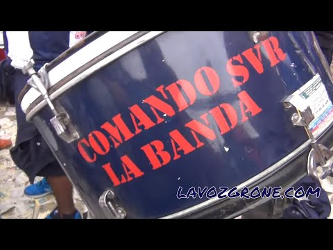 BANDERAZO COMANDO SVR- LAVOZGRONE.COM - Comando SVR - Alianza Lima