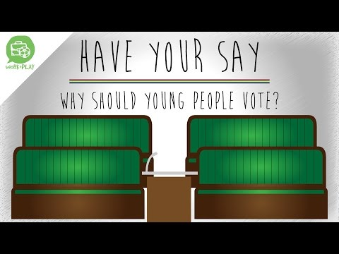 Ellie Emberson (16) from Reading is encouraging other young people to take an interest in politics, urging them to use their vote, if they have one. With Fixers, she's helped create this film to explain the political system and voting process, in the hope that it will inspire more young people to have their voices heard.