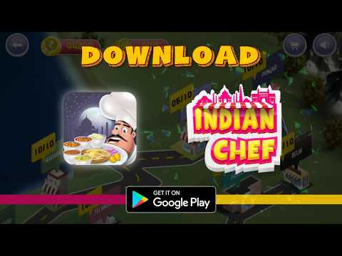 Indian Chef   Cooking Games