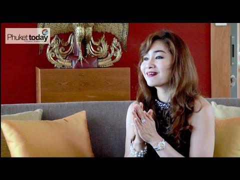 Andara's Apple - Phuket's prizewinning CEO