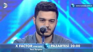 X Factor 1.Bölüm Fragmanı -2