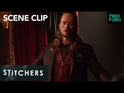 Stitchers | Season 3 Episode 9: Camille And Fisher Find The Killer | Freeform