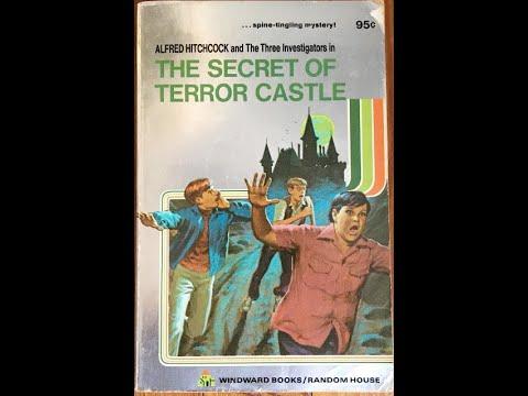 The Three Investigators in the Secret of Terror Castle   Chaps 1 - 4
