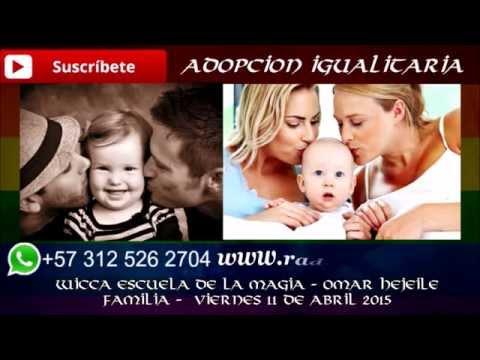 ADOPCIÓN DE NIÑOS POR PAREJAS HOMOSEXUALES