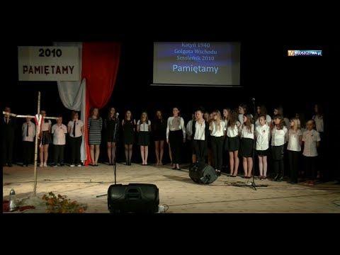 Stypendia Burmistrza oraz Uroczystości Katyńskie