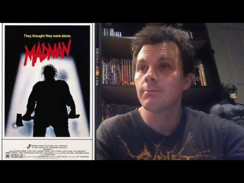 Madman (1982) Slasher Movie Review (Classic!)