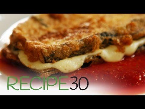 Eggplant Parmigiana - By RECIPE30.com