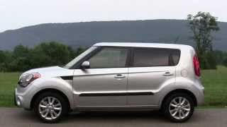 2012 Kia Soul Road Test, Review&video By Drivin' Ivan Katz