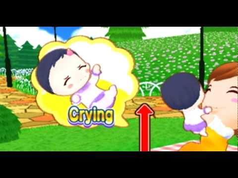 Cooking Mama World : Babysitting Mama Wii