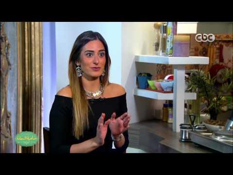 أمينة خليل: شقيقاتي هن سبب فشلي في المطبخ