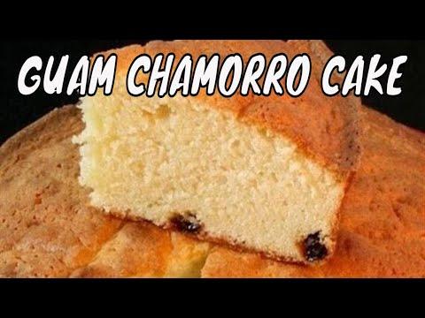 Guam recipes – Chamorro cake recipe