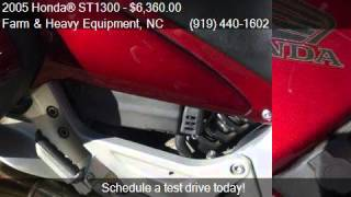 7. 2005 Honda® ST1300  for sale in Farm and Heavy Equipment, NC