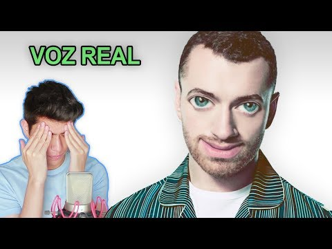 Escuchando La VOZ REAL De SAM Smith Sin Autotune | Vargott Mp3