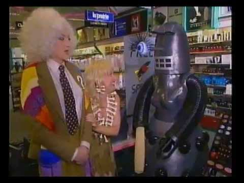 Lily Savage does Doctor Who | The Lily Savage Show | Episode 6 BBC 1997