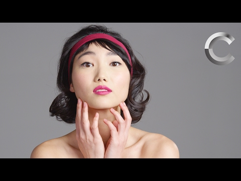 100 Years of Beauty in 1 Minute Taiwan