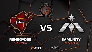 Renegades vs Immunity, map 3 mirage, Asia Minor – PGL Major Krakow 2017