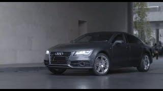 Audi A7: Auto Pilot Car Of The Future